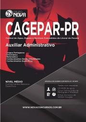 Apostila CAGEPAR – Auxiliar Administrativo