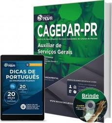 Apostila CAGEPAR – Auxiliar de Serviços Gerais