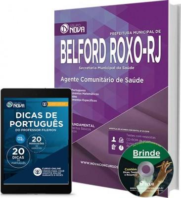 Apostila Belford Roxo - Agente Comunitário de Saúde