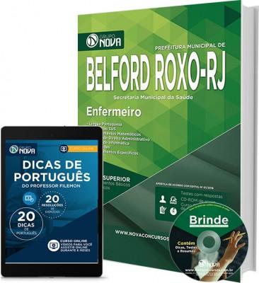 Apostila Belford Roxo - Enfermeiro