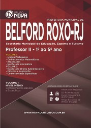 Apostila Belford Roxo - Professor II