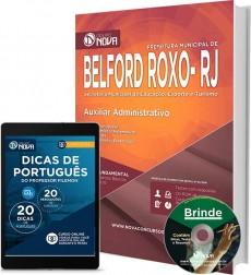 Apostila Belford Roxo - Auxiliar Administrativo