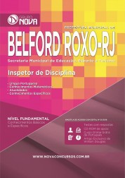 Apostila Belford Roxo - Inspetor de Disciplinas