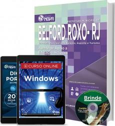 Apostila Belford Roxo - Agente de Apoio a Educação Inclusiva