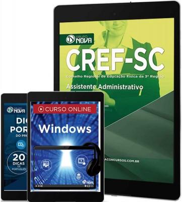 Download Apostila CREF 3 Região – Assistente Administrativo