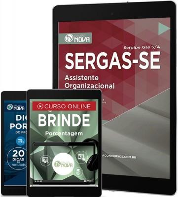Download Apostila SERGAS - SE – Assistente Organizacional