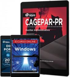 Download Apostila CAGEPAR – Auxiliar Administrativo
