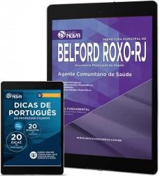 Download Apostila Belford Roxo - Agente Comunitário de Saúde