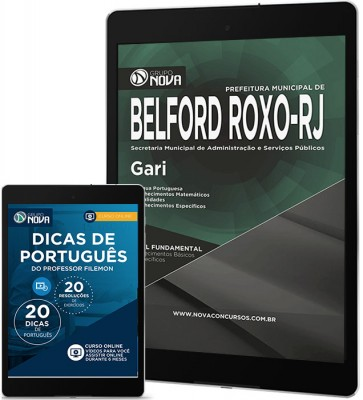 Download Apostila Belford Roxo - Gari