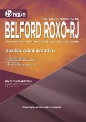 Download Apostila Belford Roxo - Auxiliar Administrativo
