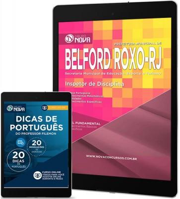 Download Apostila Belford Roxo - Inspetor de Disciplinas
