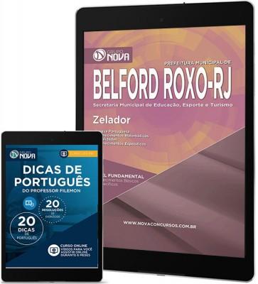 Download Apostila Belford Roxo - Zelador