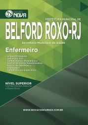 Download Apostila Belford Roxo - Enfermeiro