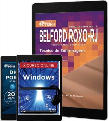 Download Apostila Belford Roxo - Técnico de Enfermagem