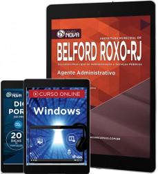 Download Apostila Belford Roxo - Agente Administrativo