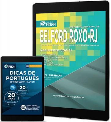 Download Apostila Belford Roxo - Assistente Social