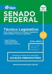 Apostila Senado Federal - Técnico Legislativo