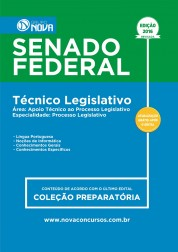 Download Apostila Senado Federal - Técnico Legislativo