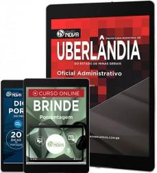 Download Apostila Uberlândia – Oficial Administrativo
