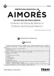 Apostila Aimorés – Professor de Educação Básica I e II
