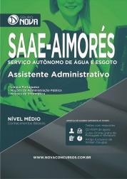 Apostila SAAE Aimorés - Assistente Administrativo