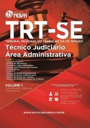 Apostila TRT SE 20º Região - Técnico Judiciário - Área Administrativa