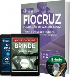 Apostila FIOCRUZ - Técnico de Gestão em Saúde