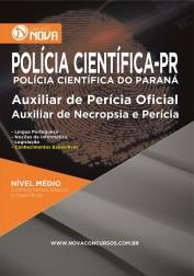 Download Apostila Polícia Científica - PR Pdf – Auxiliar da Perícia Oficial