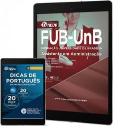 Download Apostila FUB - UNB Pdf – Assistente em Administração