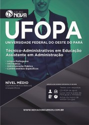 Apostila UFOPA – Assistente em Administração