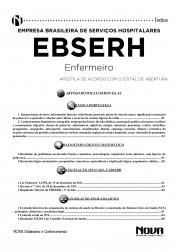 Apostila EBSERH - RJ – Enfermeiro