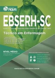 Apostila EBSERH - SC – Técnico de Enfermagem