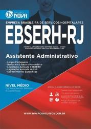 Apostila EBSERH - RJ – Assistente Administrativo