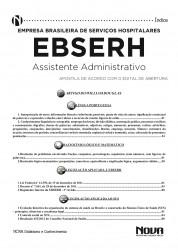 Apostila EBSERH - SC – Assistente Administrativo
