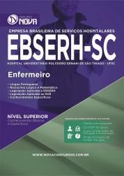 Apostila EBSERH - SC – Enfermeiro