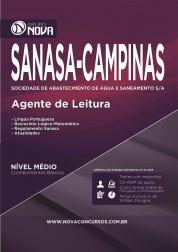 Apostila SANASA – Agente de Leitura