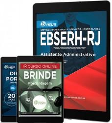 Download Apostila EBSERH - RJ Pdf – Assistente Administrativo