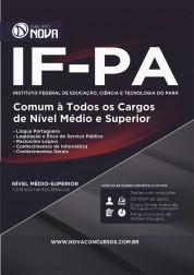 Apostila IFPA - Comum a Todos os Cargos