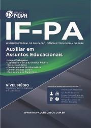 Apostila IFPA - Auxiliar em Assuntos Educacionais