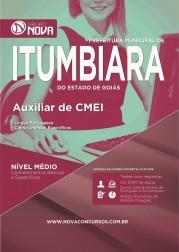 Apostila Itumbiara  – Auxiliar de CMEI