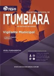 Apostila Itumbiara  – Vigilante Municipal