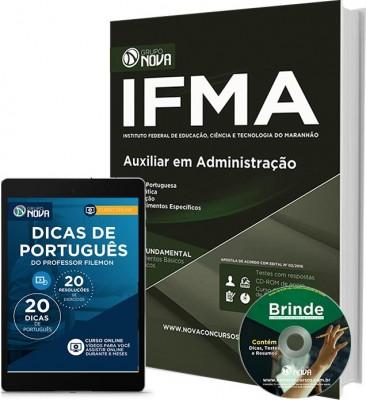 Apostila IFMA - Auxiliar em Administração