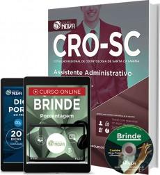 Apostila CRO - SC – Assistente Administrativo
