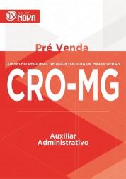 Apostila CRO MG - Auxiliar Administrativo