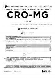 Apostila CRO MG - Fiscal