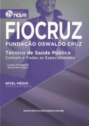 Download Apostila FIOCRUZ Pdf - Técnico de Gestão em Saúde