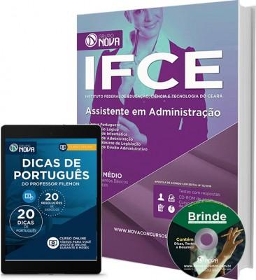 Apostila IF - CE - Assistente em Administração