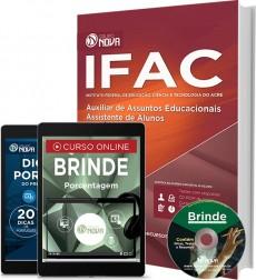 Apostila IFAC - Auxiliar em Assuntos Educacionais e Assistente de Alunos