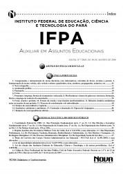 Download Apostila IFPA Pdf - Auxiliar em Assuntos Educacionais