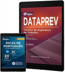 Download Apostila DATAPREV Pdf – Técnico de Segurança do Trabalho